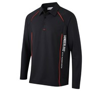 Sunderland Mens Sahara Long Sleeve Shirt 2014 (Black)