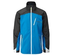 Stuburt Mens Sport Lite Waterproof Jacket 2014 (Electric Blue/White)