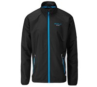 Stuburt Mens Sport Lite Full Zip Windshirt 2014 (Black/White/Blue)