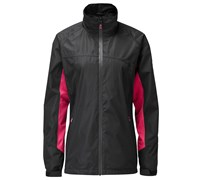 Stuburt Ladies Sport Lite Waterproof Jacket 2014 (Black/Pink)