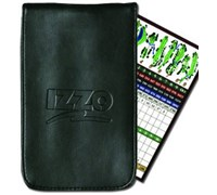 Izzo Golf Scorecard Keeper (Black)