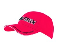 Galvin Green Scott Classic Golf Cap 2014 (Black/Red)