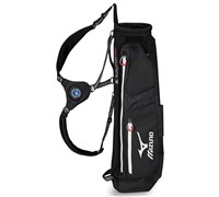 Mizuno Waterproof Scratch Sac V Bag 2014 (Black/White)