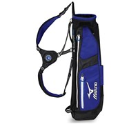 Mizuno Waterproof Scratch Sac V Bag 2014 (Royal/Black)