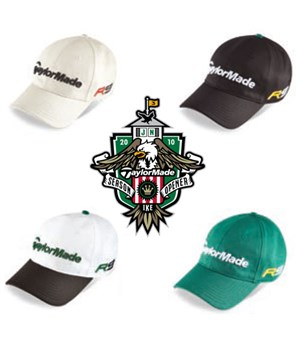 TaylorMade Masters 2010 Season Opener Golf Cap (Limited Edition)