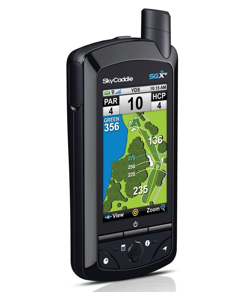 Http Skycaddieonline Com: SkyCaddie SGXw GPS WiFi Ready Golf Rangefinder