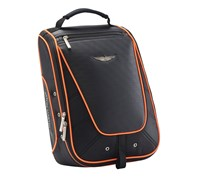 Aston Martin Collection Shoe Bag (Orange)