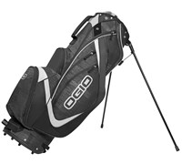 Ogio Shredder Golf Stand Bag 2014 (Charcoal/Black)
