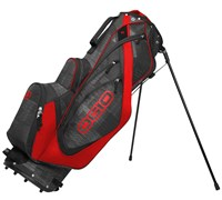 Ogio Shredder Golf Stand Bag 2014 (Charcoal/Black/Red)