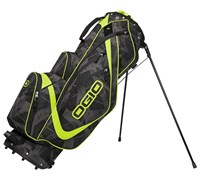Ogio Shredder Golf Stand Bag 2014 (Fracture/Acid)