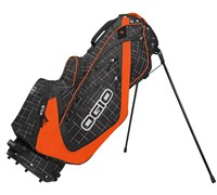 Ogio Shredder Golf Stand Bag 2014 (Griddle/Orange/Black)