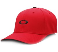 Oakley Silicon Golf Cap 2014 (Red Line)