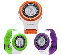 Skycaddie Linx GPS Watch Bands (Orange/Green/Purple)