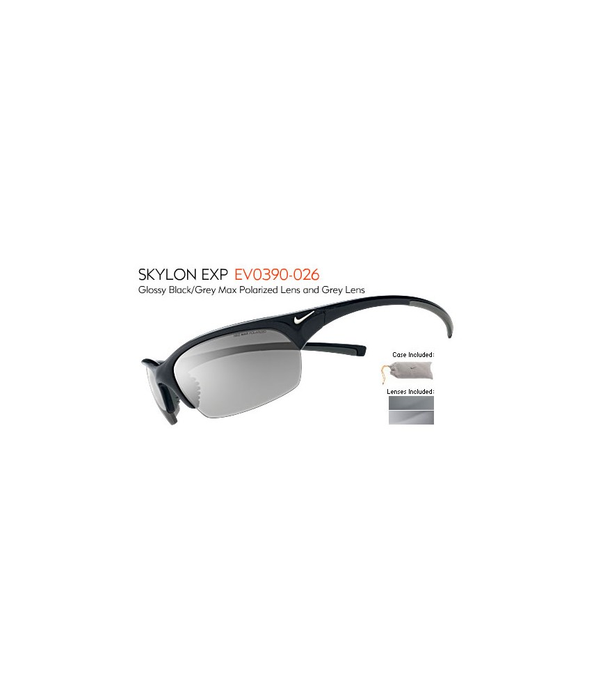 21b556bd1a3 Nike Skylon EXP P Sunglasses Max Polarized