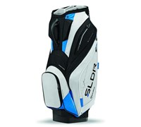 TaylorMade SLDR Cart Bag 2014 (Blue/Black/White)