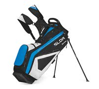 TaylorMade SLDR Stand Bag 2014 (Black/Blue)