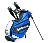 TaylorMade SLDR TP Stand Bag 2014 (Blue/Black/White)
