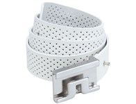 J Lindeberg Sloper Mesh Leather Belt 2012
