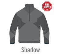 Sunice Mens Hayston 1/2 Zip Windstopper Sweater (Shadow)