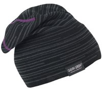 Galvin Green Mens Smith Knitted Hat 2013 (Black/Gunmetal)
