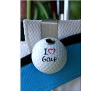 Smoki The Golf Ball Cigarette Holder (I Love Golf)