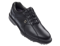 FootJoy Mens Softjoy Golf Shoes (Black/Black) 2013