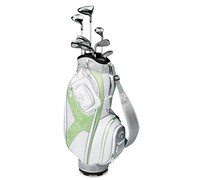 Callaway Ladies Solaire II 9 Piece Package Set 2013