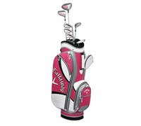 Callaway Ladies Solaire Gems 8 Piece Package Set 2014 (Quartz)