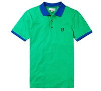 Lyle and Scott Mens Tour Polo Shirt 2014 (Green)
