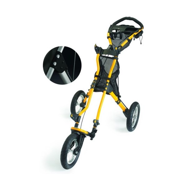 Sun Mountain Rental Speed Cart V2 Airless Tyres