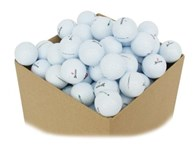 Srixon Mixed Lake Balls (100 Balls)