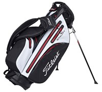 Titleist StaDry Waterproof Stand Bag 2015 (Black/White/Red)