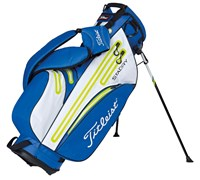 Titleist StaDry Waterproof Stand Bag 2015 (Blue/Lime)