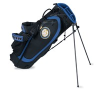 Nike Inter Milan Golf Stand Bag (Black/White/Blue)