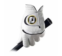 FootJoy Mens StaSof Pearl Golf Glove 2014 (Black/White)