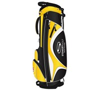 Stewart Golf S1 Superlight Stand Bag (Black/Yellow)