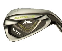 MD Golf Superstrong STR10 Iron Set 2014  Steel Shaft