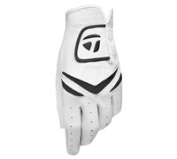 TaylorMade Stratus All Weather Golf Glove 2014 (White/Black)