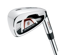 Wilson Stretch XL Irons  Steel Shaft
