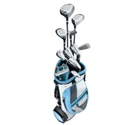 Wilson Ladies Stretch XL Golf Package Set  Graphite Shaft