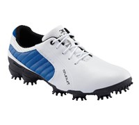 Stuburt Mens SportLite Golf Shoes 2014 (White/Blue)