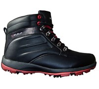Stuburt Mens Terrain Golf Boots 2014 (Black/Burgandy)