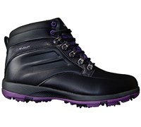 Stuburt Ladies Terrain Golf Boots 2014 (Black/Mulberry)