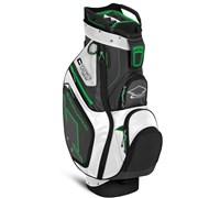 Sun Mountain C130 Cart Bag 2015 (Gunmetal/white/Lime)