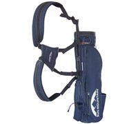 Sun Mountain X Strap Sunday Bag 2013 (Navy)