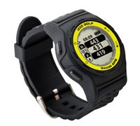 Izzo Swami Golf GPS Watch 2014 (Black/Yellow)