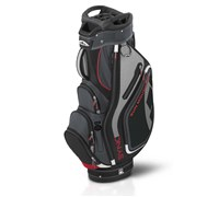 Sun Mountain Sync Cart Bag 2014 (Shadow/Black/Red)