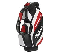 Titleist Reversible Cart Bag 2014 (Black/White/Red)