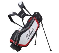 Titleist Ultra Lightweight Stand Bag 2014 (Black/White/Red)