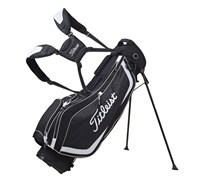 Titleist Ultra Lightweight Stand Bag 2014 (Black/White)